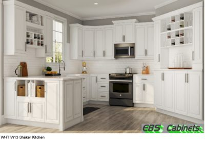 WHT W13 Shaker Kitchen