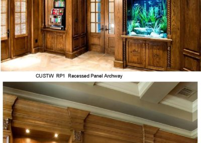 CUSTW RP1 CM2 Custom Woodworking
