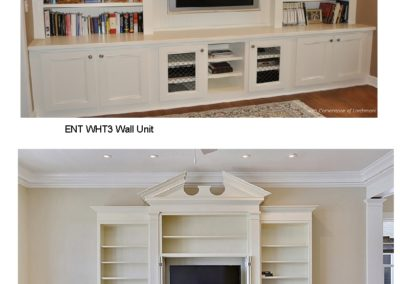 ENT WHT3 WHT4 Wall Unit