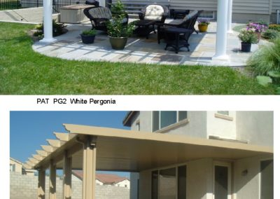 PAT PG2 PC3 Patio