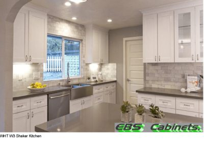 WHT W3 Shaker Kitchen